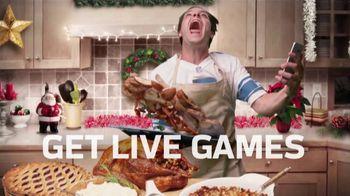 NFL TV Spot, ''Tis the Season to Celebrate' - Thumbnail 4