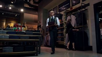 Men's Wearhouse Holiday Sale TV Spot, 'Give a Gift' - Thumbnail 2