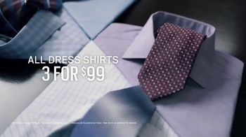 Men's Wearhouse Holiday Sale TV Spot, 'Give a Gift' - Thumbnail 9