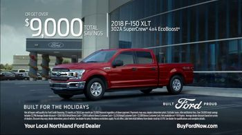 Ford Built for the Holidays Sales Event TV Spot, 'An Offer Even Scrooge Would Like' [T2] - Thumbnail 10