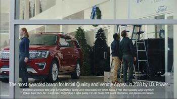 Ford Built for the Holidays Sales Event TV Spot, 'An Offer Even Scrooge Would Like' [T2] - Thumbnail 4