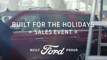 Ford Built for the Holidays Sales Event TV Spot, 'An Offer Even Scrooge Would Like' [T2] - Thumbnail 8