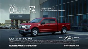 Ford Built for the Holidays Sales Event TV Spot, 'An Offer Even Scrooge Would Like' [T2] - Thumbnail 9