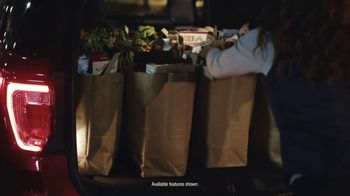Ford Built for the Holidays Sales Event TV Spot, '2018 Holidays: Both Sides' [T2] - 5 commercial airings