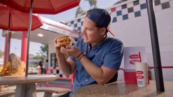 Checkers & Rally's Sourdough Melts TV Spot, 'That's a Ton of Food: $2.49'