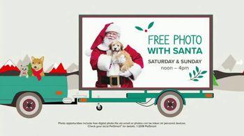 PetSmart Santa Photo Days TV Spot, 'Make Holiday Memories' - Thumbnail 5