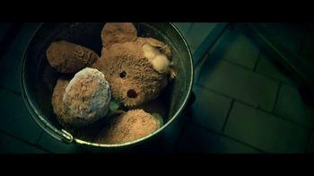PETA TV Spot, 'Teddy Tackles Trauma'