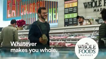 Whole Foods Market TV Spot, 'Whatever Makes You Whole: Meat Santa' - Thumbnail 10