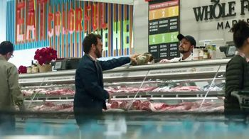 Whole Foods Market TV Spot, 'Whatever Makes You Whole: Meat Santa'