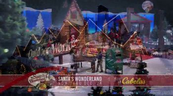Bass Pro Shops Ultimate Christmas Sale TV Spot, 'Flannels and Henleys and Hikers' - Thumbnail 2