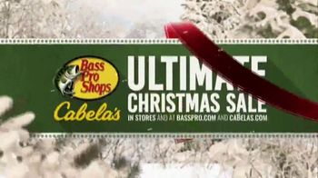 Bass Pro Shops Ultimate Christmas Sale TV Spot, 'Flannels and Henleys and Hikers' - Thumbnail 5