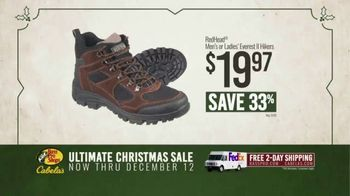 Bass Pro Shops Ultimate Christmas Sale TV Spot, 'Flannels and Henleys and Hikers' - Thumbnail 8