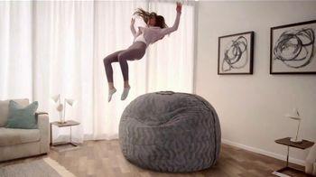 Lovesac TV Spot, 'The World's Most Comfortable Seat' - Thumbnail 1