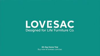 Lovesac TV Spot, 'The World's Most Comfortable Seat' - Thumbnail 9