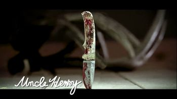 Uncle Henry Knives TV Spot, 'Honor'