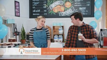 Peachtree Financial TV Spot, 'Thanks Peachtree' - 67 commercial airings