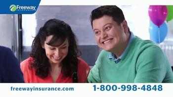 Freeway Insurance TV Spot, 'Momentos nerviosos' [Spanish] - Thumbnail 3