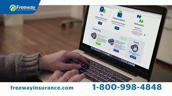 Freeway Insurance TV Spot, 'Momentos nerviosos' [Spanish] - Thumbnail 8