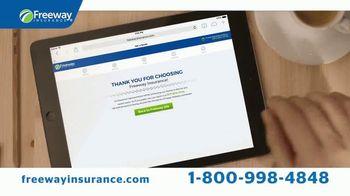 Freeway Insurance TV Spot, 'Momentos nerviosos' [Spanish] - Thumbnail 9
