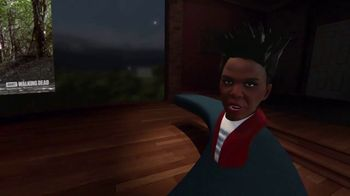 Oculus VR TV Spot, 'Sword' Featuring Leslie Jones & Awkwafina - Thumbnail 4