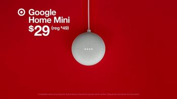 Target TV Spot, 'Weekly Deals: Google Home Mini, Beauty Products & Cookware' Song by Sia - Thumbnail 3