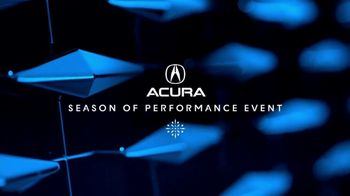 Acura Season of Performance Event TV Spot, 'Our Sleds' [T2] - 214 commercial airings