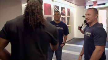 USAA TV Spot, 'Salute to Service: Larry Fitzgerald Honors Veterans' - Thumbnail 4