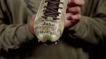 USAA TV Spot, 'Salute to Service: Larry Fitzgerald Honors Veterans' - Thumbnail 9