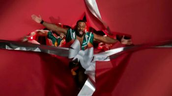 WWE Shop TV Spot, 'Break Through the Holidays' Featuring The New Day - Thumbnail 3