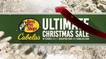 Bass Pro Shops Ultimate Christmas Sale TV Spot, 'Thermal and Flannel Shirts' - Thumbnail 4