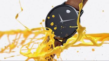 Movado TV Spot, 'Don't Let Numbers Define You: Yellow' Song by Foreign Air