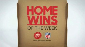 Pizza Hut TV Spot, 'Home Win of the Week: Colts' - Thumbnail 10