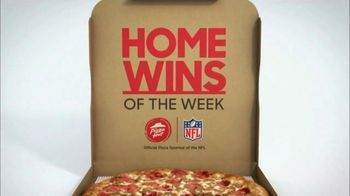Pizza Hut TV Spot, 'Home Win of the Week: Colts' - Thumbnail 2