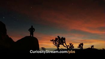 CuriosityStream TV Spot, 'PBS: Long Live the Curious' - Thumbnail 2