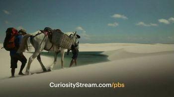 CuriosityStream TV Spot, 'PBS: Long Live the Curious' - Thumbnail 3