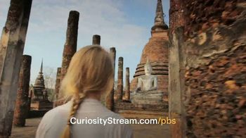 CuriosityStream TV Spot, 'PBS: Long Live the Curious' - Thumbnail 4