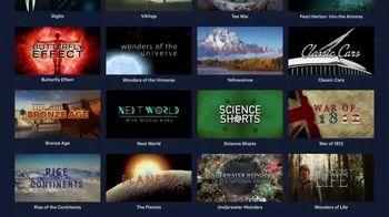 CuriosityStream TV Spot, 'PBS: Long Live the Curious' - Thumbnail 8