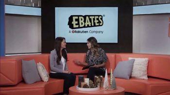 Ebates TV Spot, 'ION Television: Holiday Shopping'