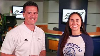 The University of Akron TV Spot, \'UA on WKYC: Z-TV\' Featuring Matt Kaulig