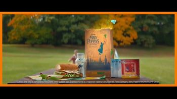Subway Fresh Fit for Kids TV Spot, 'Disney's Mary Poppins Returns' - Thumbnail 9