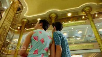 Disney Cruise Line TV Spot, 'Disney 365: Private Island' Featuring Joshua Rush - Thumbnail 4