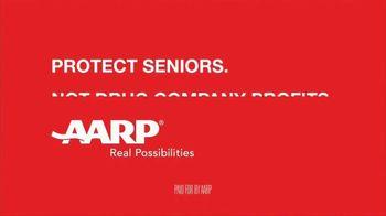 AARP Services, Inc. TV Spot, 'Drug Company Profits' - Thumbnail 10