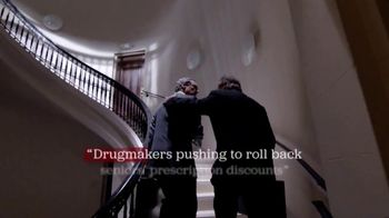AARP Services, Inc. TV Spot, 'Drug Company Profits' - Thumbnail 5
