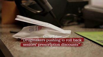 AARP Services, Inc. TV Spot, 'Drug Company Profits' - Thumbnail 6