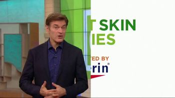 Eucerin TV Spot, 'Dr. Oz Smart Skin Series: Hydration' - Thumbnail 4