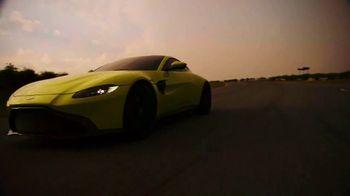 Aston Martin TV Spot, 'Beautiful Won't Be Tamed' [T1]