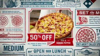 Pizza Combinations: 50 Percent Off thumbnail