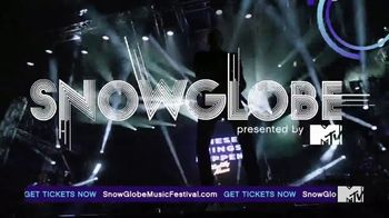 SnowGlobe Music Festival TV Spot, '2018: Party With Your Friends'