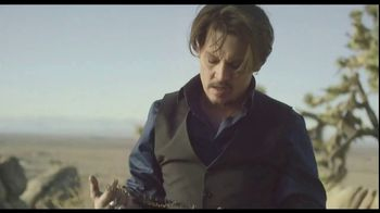 Dior Sauvage TV Spot, 'The New Fragrance' Featuring Johnny Depp - Thumbnail 5