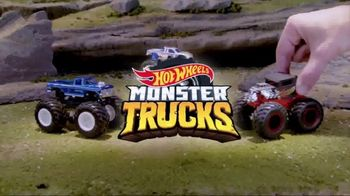 Hot Wheels Monster Trucks TV Spot, 'Go Big'
